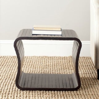 Safavieh Hans Brown Accent Table