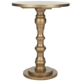 Safavieh Greta Gold Accent Table