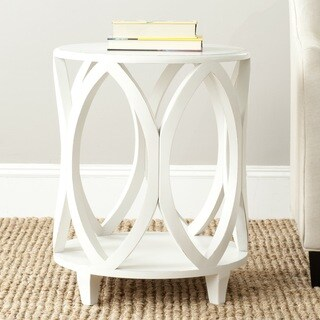 Safavieh Janika Off White Accent Table