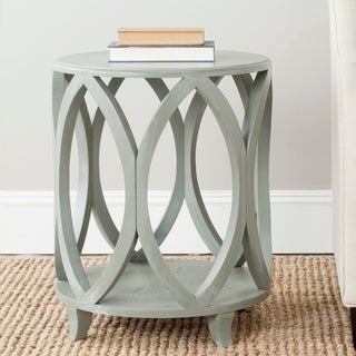 Safavieh Janika Ash Grey Accent Table