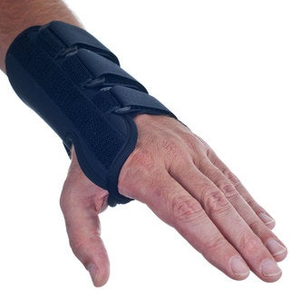 Remedy Breathable Neoprene Right Wrist Brace