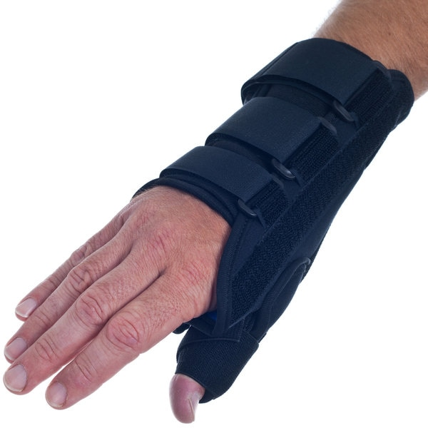 Remedy Breathable Neoprene Right Thumb Wrist Brace