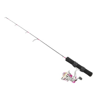 Frabill Arctic Fox Ice Rod and Reel Combination Designed Especially for the Ladies