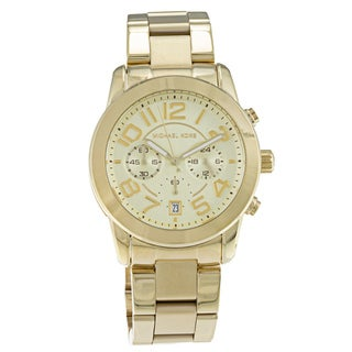 Michael Kors Women's MK5726 Gold-Tone Watch