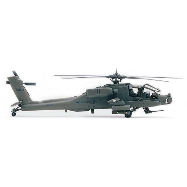 Revell AH-64 Apache Helicopter 1:48 Plastic Model Kit