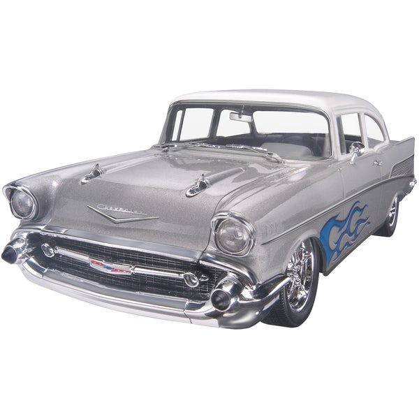 Revell 57 Chevy Bel Air Two Door Plastic Model Kit