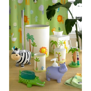 Safari Bath Accessory Collection