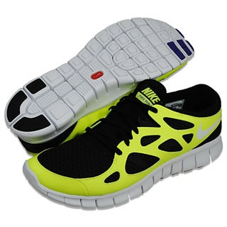 Nike Men&#39;s &#39;Free Run+ 2&#39; Running Shoes
