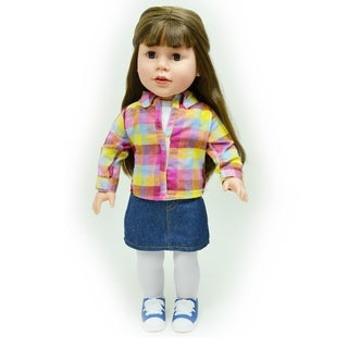 The New York Doll Collection 18-inch Beth Doll