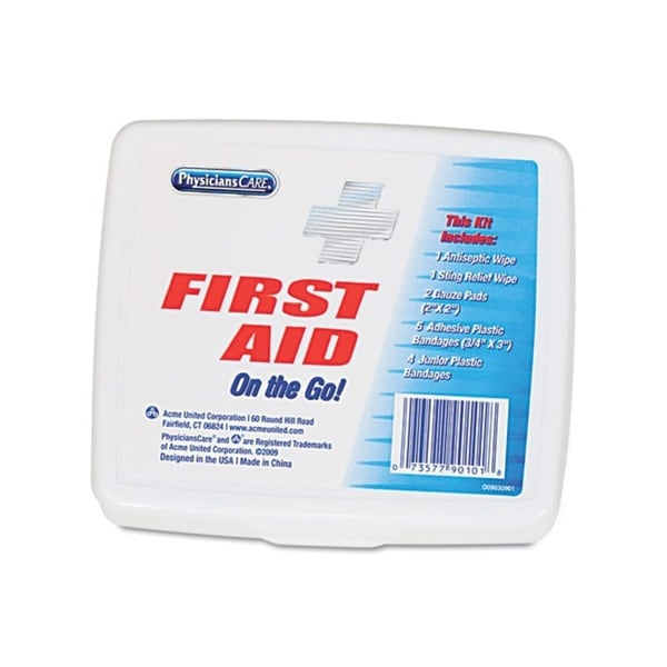 PhysiciansCare Mini First Aid On the Go Kit