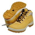 Nike Men's 'Mandara' Wheat Beige Nubuck Leather Boots