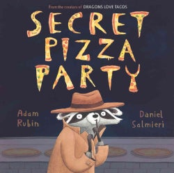 Secret Pizza Party (Hardcover)