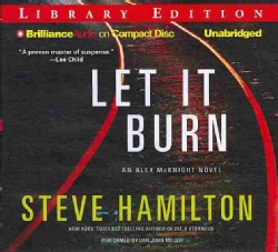 Let It Burn: Library Edition (CD-Audio)