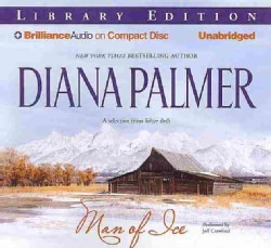 Man of Ice: Library Edition (CD-Audio)
