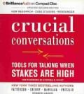 Crucial Conversations: Tools for Talk