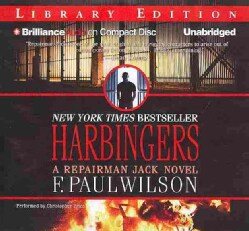 Harbingers: Library Edition (CD-Audio)