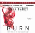 Burn: Library Edition (CD-Audio)