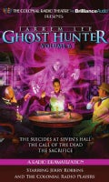 Jarrem Lee: Ghost Hunter: The Suicides at Sevens Hall, The Fear of Knowing, The Call of the Dead, The Sacrifice: A... (CD-Audio)