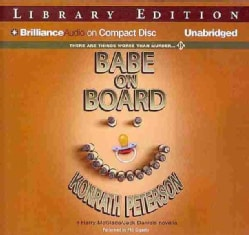 Babe on Board: Library Edition (CD-Audio)