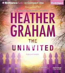 The Uninvited (CD-Audio)