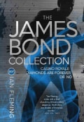 The James Bond Collection: Casino Royale, Diamonds Are Forever, Dr No (Paperback)