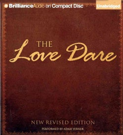 The Love Dare (CD-Audio)