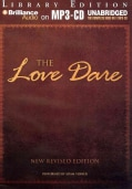 The Love Dare: Library Edition (CD-Audio)