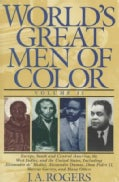 World's Great Men of Color (Paperback)