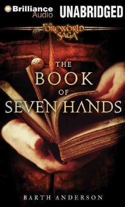 The Book of Seven Hands (CD-Audio)