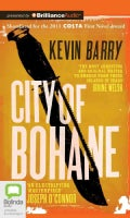 City of Bohane (CD-Audio)