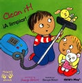 Clean it! / A limpiar! (Paperback)