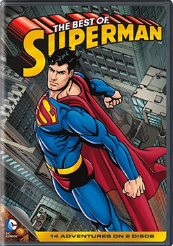 The Best of Superman (DVD)