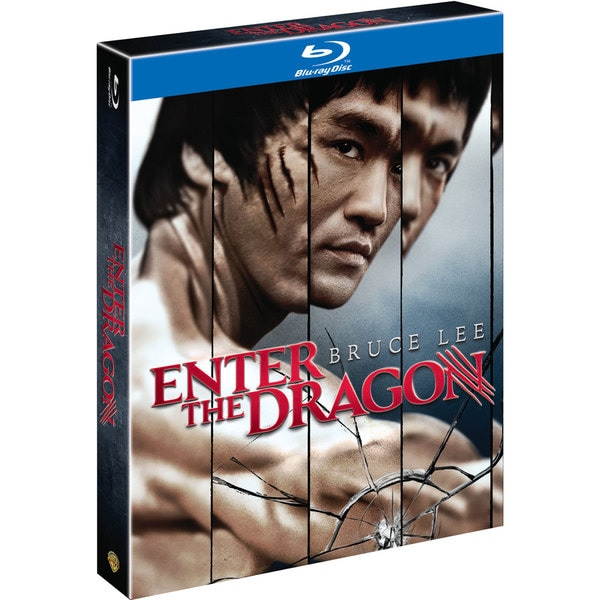 Enter The Dragon: 40th Anniversary Ultimate Collector's Edition (Blu-ray Disc) 10802857