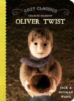 Oliver Twist (Board book)