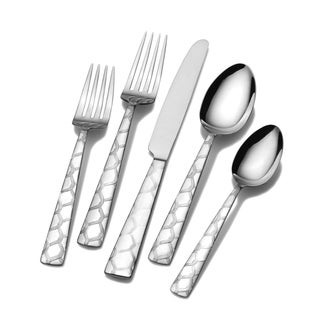 International Silver Link 20-piece Flatware Set
