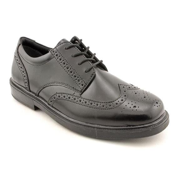 Nunn Bush Men's 'Eagan' Nubuck Dress Shoes (Size 8.5)