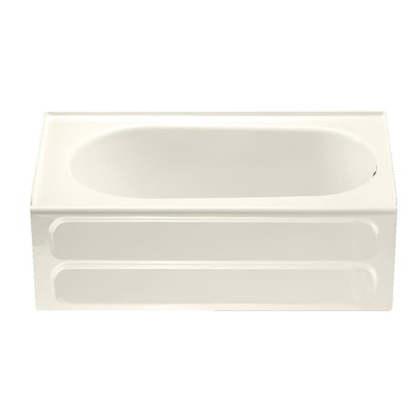 American standard acryilc and fiberglass 5 foot bathtub Fiberglass garden tubs