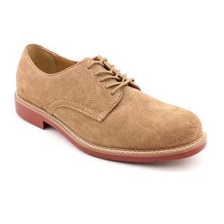 GH Bass & Co Men's 'Brockton' Regular Suede Dress Shoes (Size 9