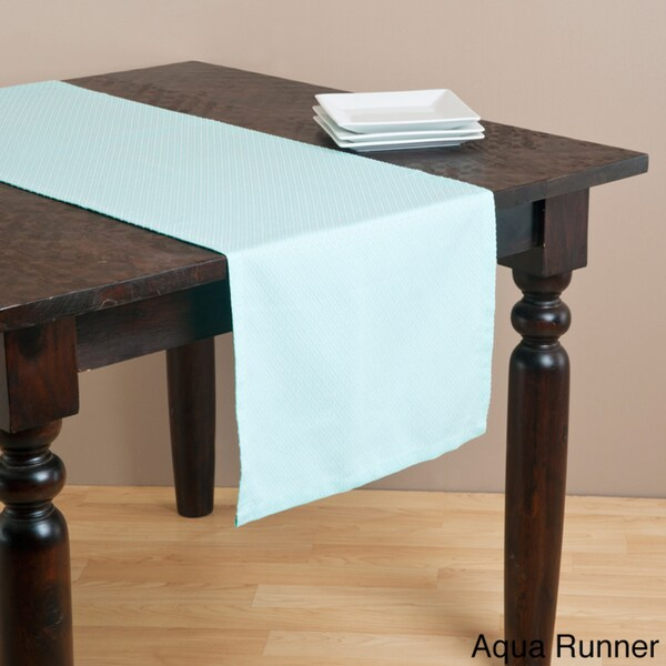 Pick Stitched Design Table Runner or Topper