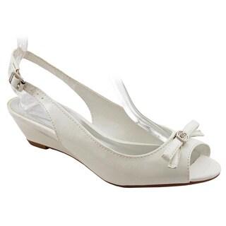 Etienne Aigner Women's 'Uta' Patent Sandals