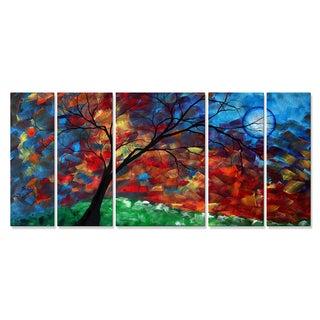 Megan Duncanson 'Warm Wind Blowing' Wall Hanging