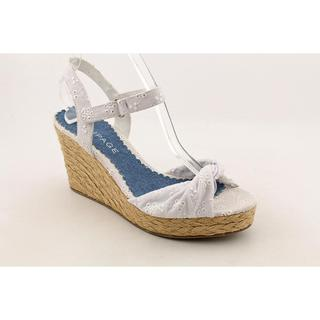 Rampage Women's 'Dabnee' Fabric Sandals