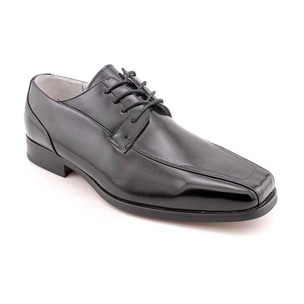 Stacy Adams Men's 'Hobart' Leather Dress Shoes - Wide
