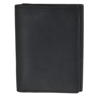 Joseph Abboud Men's Leather Tri-fold Wallet