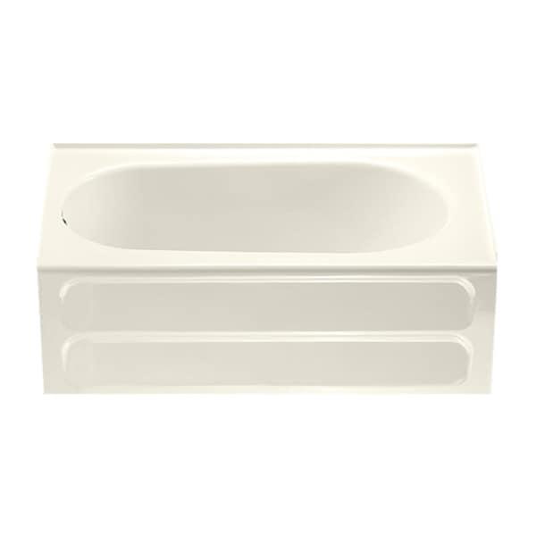 American Standard 5-foot Bathtub with Drain