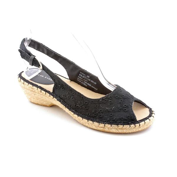 Wear.Ever. Women's 'Willow' Fabric Sandals