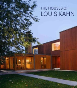 The Houses of Louis Kahn (Hardcover)