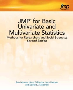 JMP for Basic Univariate and Multivariate Statistics: Methods for Researchers and Social Scientists (Paperback)