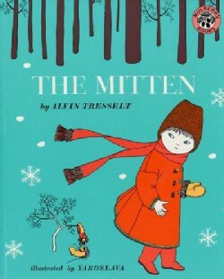 Mitten: An Old Ukrainian Folktale (Paperback)