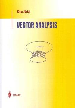 Vector Analysis (Paperback)